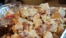 Potato Salad c Leslie Goddard