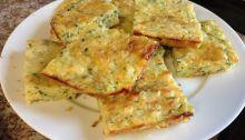 Parmesan Zucchini Bake