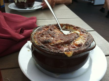 Your basic French Onion Soup