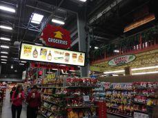"""""""American"""" groceries."""
