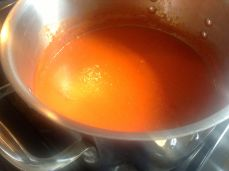 Red Butter Sauce